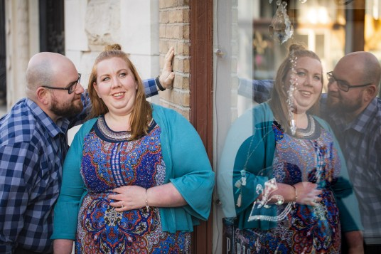 Ellicott City is For Lovers, An Engagement Session 16