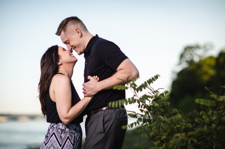 This Couple Just Got Married, Check Out Their Beach Engagement Photos 06
