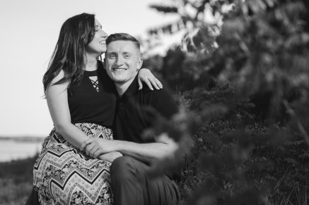 This Couple Just Got Married, Check Out Their Beach Engagement Photos 09