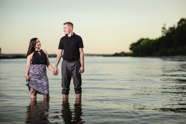 This Couple Just Got Married, Check Out Their Beach Engagement Photos 13