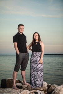 This Couple Just Got Married, Check Out Their Beach Engagement Photos 18