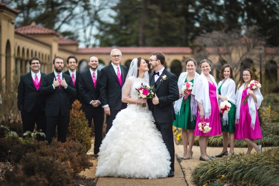 Ceremony & Formals Coverage Was All This Beautiful Couple Needed 44