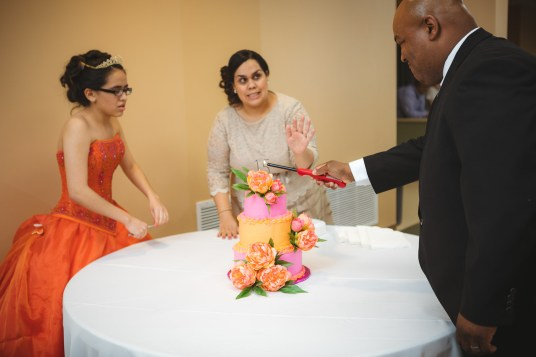 This Beautiful Quince Was DIYd by One Of Our First Clients 45