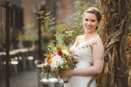 An Afternoon Wedding at The Woodberry Kitchen in Baltimore 01