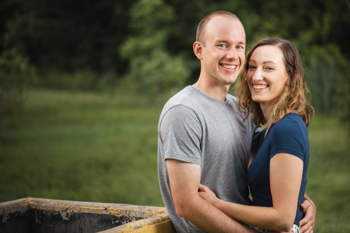 Wedding Imminent, A Low-Key Engagement Session in Annapolis 01
