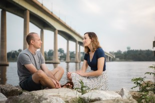 Wedding Imminent, A Low-Key Engagement Session in Annapolis 20