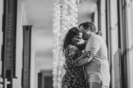 A Romantic Engagement Session from Felipe at The Kennedy Center in DC 19