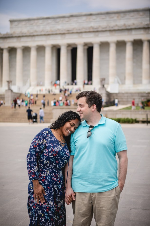 A Romantic Engagement Session from Felipe at The Kennedy Center in DC 25