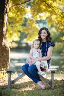 An Extended Family Portrait Session at the Garrison School 03