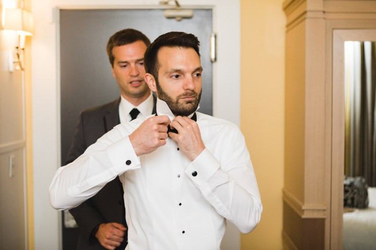 An Intimate September Wedding at The Loft at 600F & The National Portrait Gallery 07