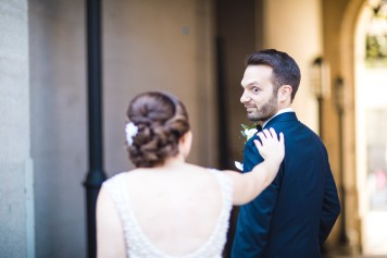 An Intimate September Wedding at The Loft at 600F & The National Portrait Gallery 13