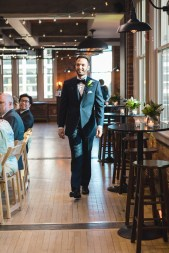 An Intimate September Wedding at The Loft at 600F & The National Portrait Gallery 43