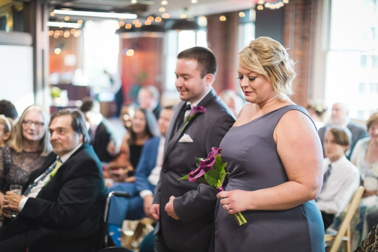 An Intimate September Wedding at The Loft at 600F & The National Portrait Gallery 48