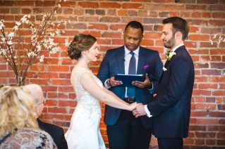 An Intimate September Wedding at The Loft at 600F & The National Portrait Gallery 52