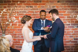 An Intimate September Wedding at The Loft at 600F & The National Portrait Gallery 54