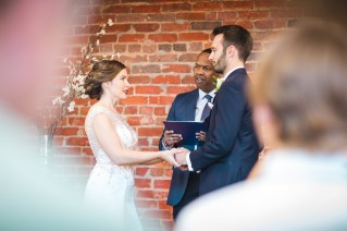 An Intimate September Wedding at The Loft at 600F & The National Portrait Gallery 56