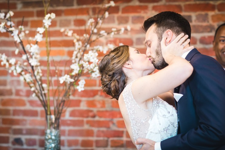 An Intimate September Wedding at The Loft at 600F & The National Portrait Gallery 58