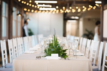 An Intimate September Wedding at The Loft at 600F & The National Portrait Gallery 64