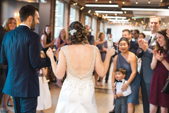 An Intimate September Wedding at The Loft at 600F & The National Portrait Gallery 69