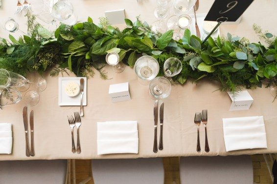 An Intimate September Wedding at The Loft at 600F & The National Portrait Gallery 74