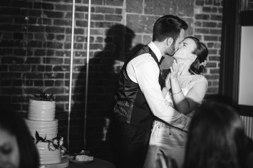 An Intimate September Wedding at The Loft at 600F & The National Portrait Gallery 88