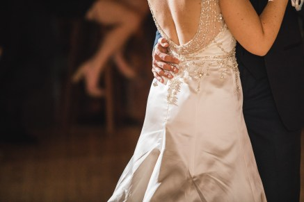 An Intimate September Wedding at The Loft at 600F & The National Portrait Gallery 90