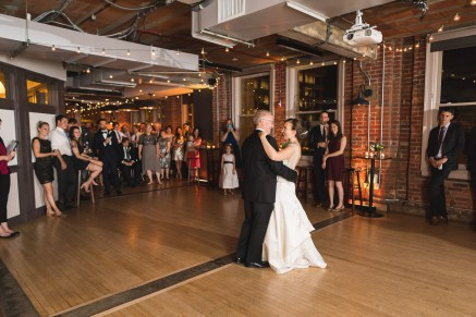 An Intimate September Wedding at The Loft at 600F & The National Portrait Gallery 91