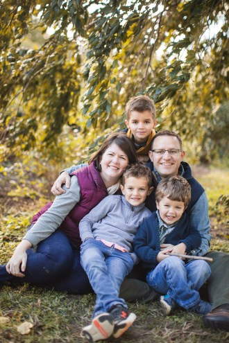 Tidal Basin Family Portraits Ross & Sarah's Family 15