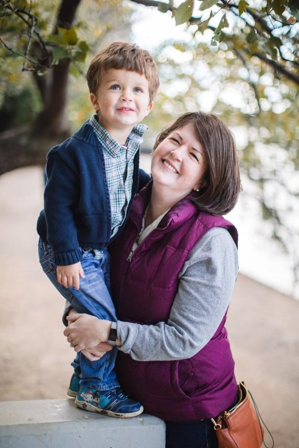 Tidal Basin Family Portraits Ross & Sarah's Family 25