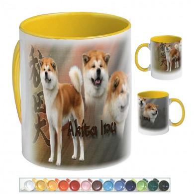 Cadeau personnalisé avec un chien