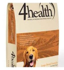 4health pet food recall due to salmonella