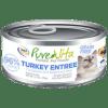 Nutri Source Pure Vita 96% Turkey, Cat Can Food.