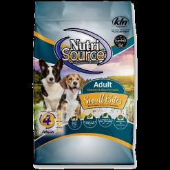 NutriSource Dog SB Chicken Rice 5lb.