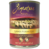Zignature Canned Dog Food, Lamb.