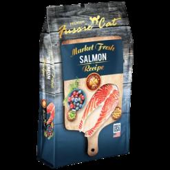 Fussie Cat Salmon Recipe.