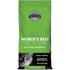 Worlds Best Unscented Cat Litter 28 lb.