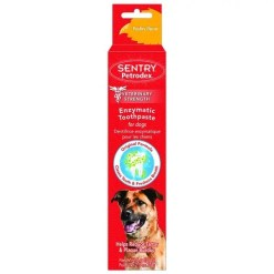 SENTRY Petrodex Enzymatic Toothpaste, 2.5-oz Tube.