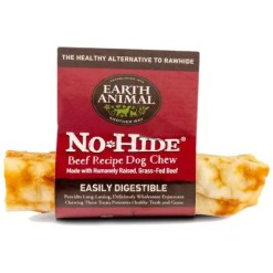 Earth Animal No-Hide Beef Chew, Small, 4-in.