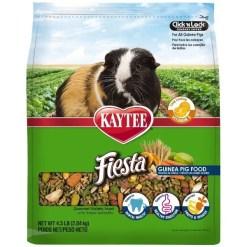 Kaytee Fiesta Gourmet Variety Diet Guinea Pig 4.5lb.