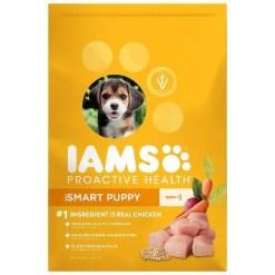 Iams ProActive Health Smart Puppy Original Dry Dog Food, 7-lb bag.