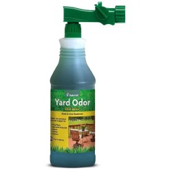 NaturVet Yard Odor Eliminator, 32-oz Bottle.