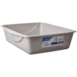 Petmate Basic Cat Litter Pan, Large.