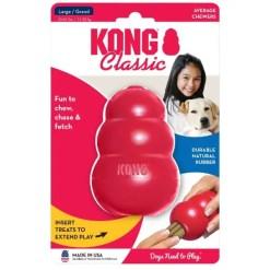 KONG Classic Dog Toy, Large.