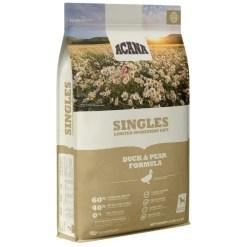 Acana Singles Duck & Pear Dog Food, 13-lb Bag.
