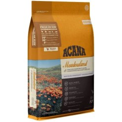Acana Regional Meadowland Grain-Free Dog Food, 13-lb Bag.