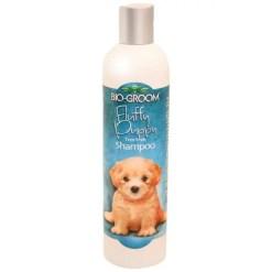 Bio-Groom Fluffy Puppy Tear-Free Dog Shampoo, 12-oz Bottle.