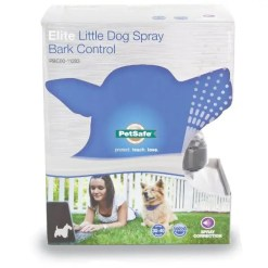 PetSafe Elite Little Dog Spray Bark Collar.