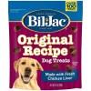 Bil-Jac Original Recipe with Liver Soft Dog Treats, 10-oz Bag.