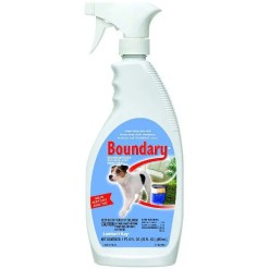Boundary Indoor Outdoor Dog Repellent Pump Spray, 22-oz.