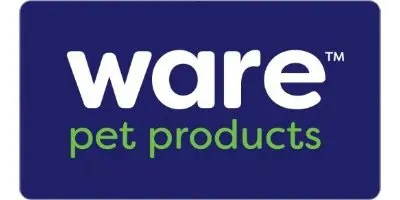 Ware Pet Products.